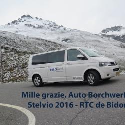 Mille grazie, Auto Borchwerf
